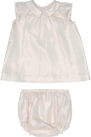 BONPOINT Baby Set Eoline aus Kleid und Höschen