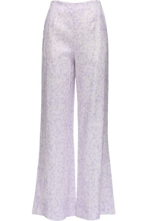 PEONY Lavender Vacation Pants