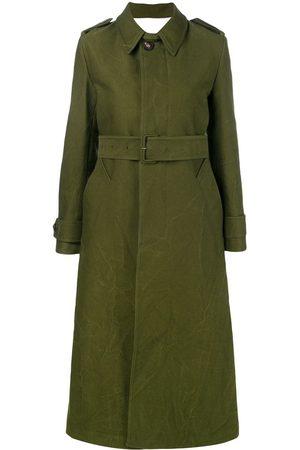 Ami Women's Trench Coat