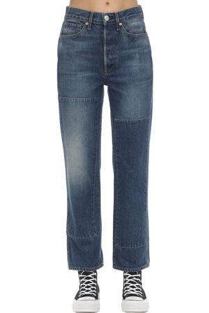 """3X1 Jeans Aus Denim """"claudia"""""""