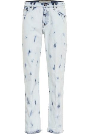 Golden Goose High-Rise Slim Jeans Amy