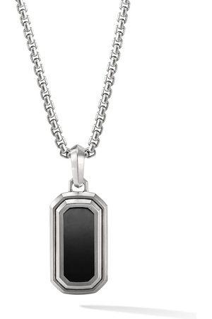 David Yurman Herren Halsketten - Deco amulet