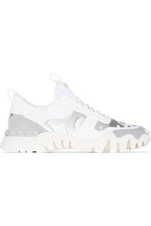 Valentino Garavani Rock Runner Plus leather sneakers