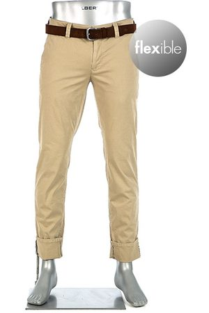 Alberto Herren Chinos - Regular Slim Fit Bike-Chino 65882503/530