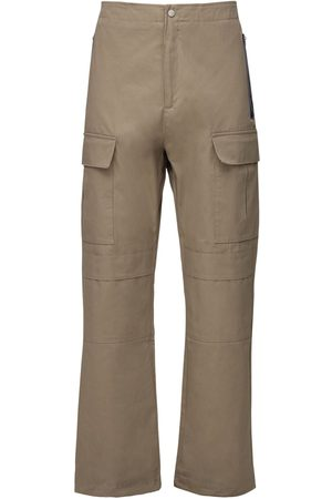 A-A ARTICA-ARBOX Cotton Cargo Pants