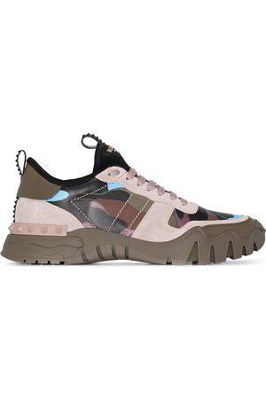 VALENTINO GARAVANI Herren Sneakers - Rock Runner printed sneakers