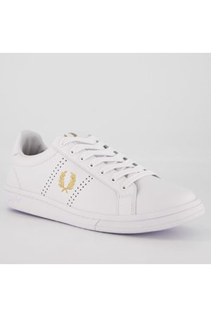 Fred Perry Schuhe B721 Leather B8321/134