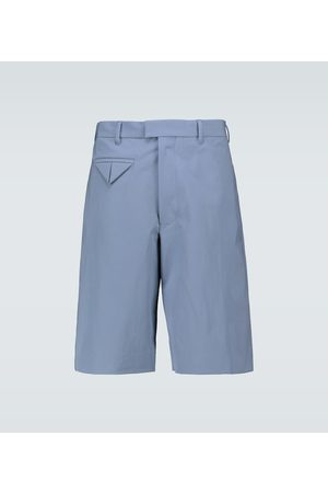 Bottega Veneta Shorts aus Tech-Material
