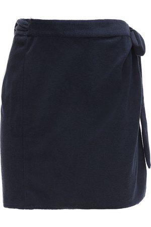Ciao Lucia Ponza Cotton Terry Mini Skirt