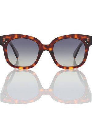 Céline Oversize-Sonnenbrille