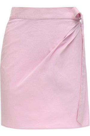 Ciao Lucia Ponza Cotton Poplin Mini Skirt