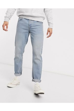 ASOS Tapered jeans with dusty tint