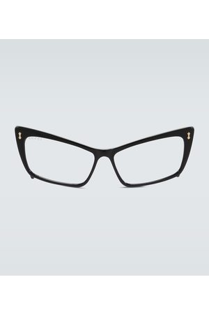 Gucci Exklusiv bei Mytheresa – Eckige Sonnenbrille aus Acetat