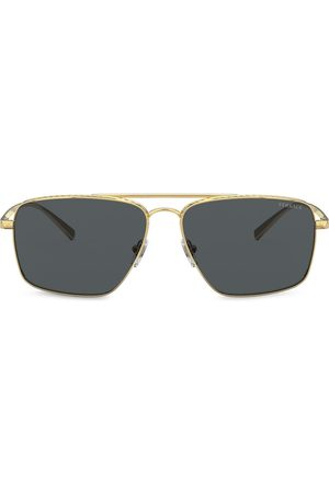 VERSACE Square tinted sunglasses