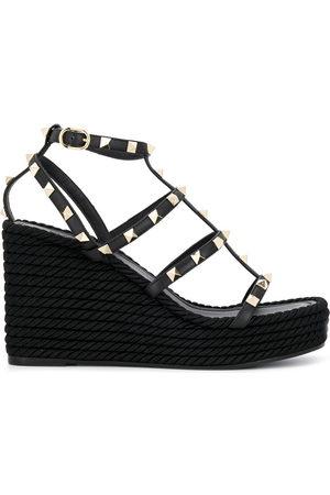 VALENTINO GARAVANI Rockstud platform sandals