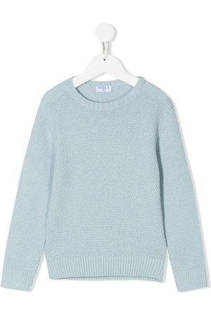 SIOLA Jungen Pullover - Knitted crew-neck jumper
