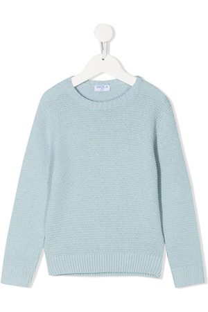 SIOLA Knitted crew-neck jumper