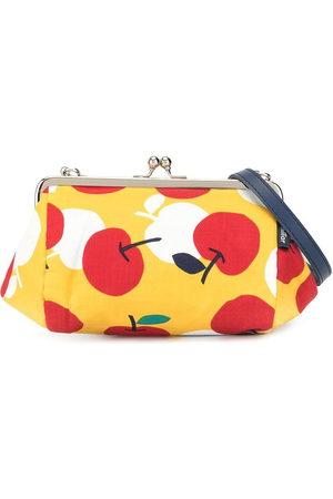 Familiar Cherry-print purse