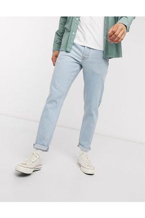 ASOS Herren Tapered - Tapered jeans in light wash