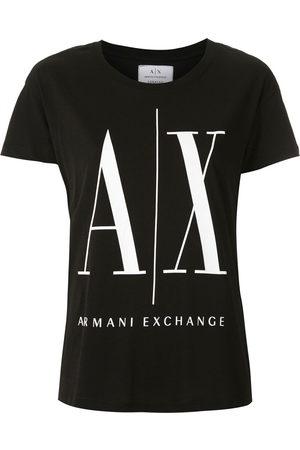Armani Damen Shirts - Logo print T-shirt