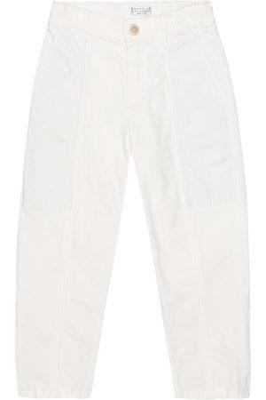 Brunello Cucinelli Exklusiv bei Mytheresa – Jeans aus Baumwolle