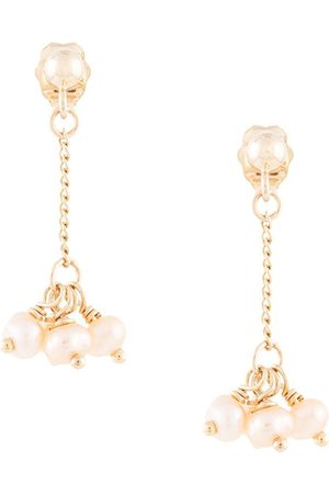 Petite Grand Fate Pearl Stud earrings