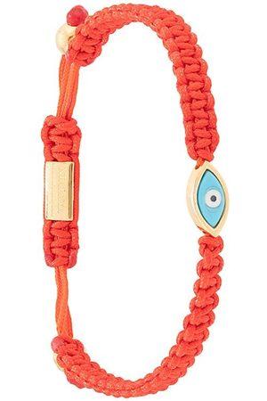 Nialaya Jewelry Evil eye rope bracelet