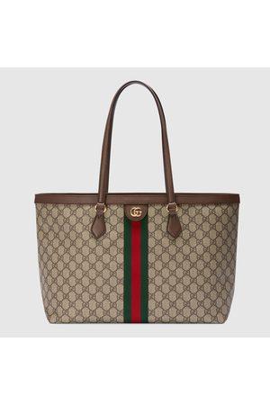 Gucci Damen Shopper - Mittelgroßer Ophidia GG Shopper