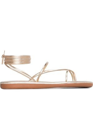 Ancient Greek Sandals String flip flop sandals