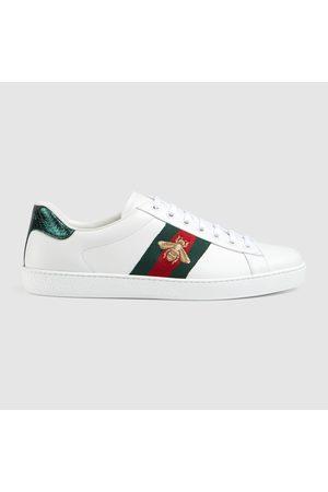 Gucci Herren Sneakers - Ace Herren-Sneaker mit Stickerei