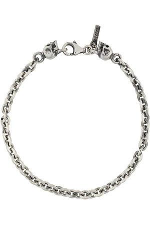 Emanuele Bicocchi Armbänder - Tiny skull bracelet