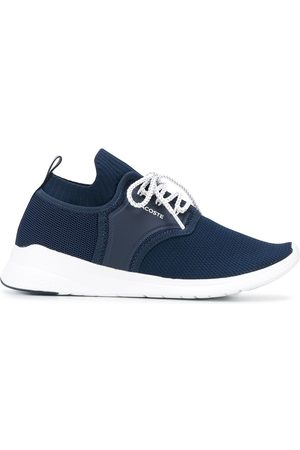 Lacoste Knitted style lace-up sneakers