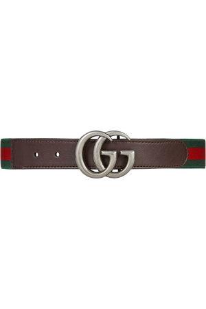 Gucci Elasticated GG Web belt