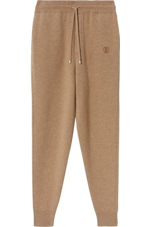 Burberry Monogram motif track pants
