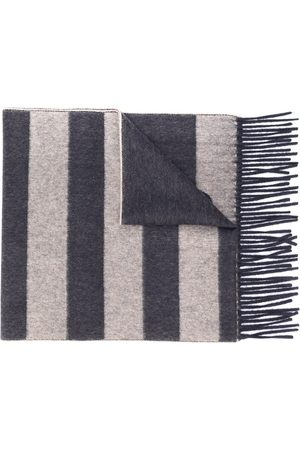 Salvatore Ferragamo Block stripe scarf