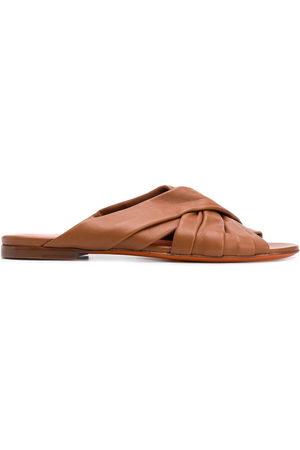 santoni Damen Sandalen - Crossover sandals