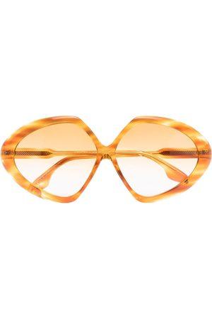 Victoria Beckham Butterfly oversized sunglasses