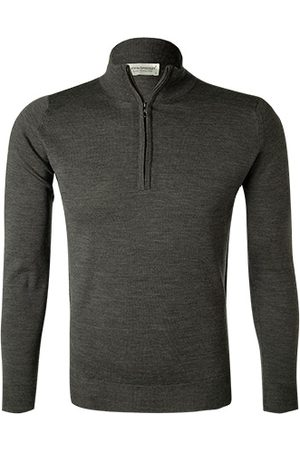 JOHN SMEDLEY Herren Pullover - Pullover Barrow/charcoal