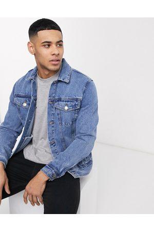 New Look Denim jacket in light wash