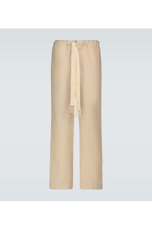 Loewe Paula's Ibiza Hose aus einem Leinengemisch
