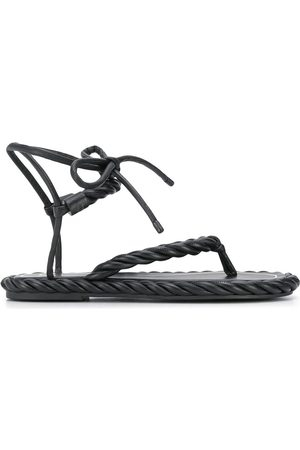 VALENTINO Garavani The Rope flat sandals
