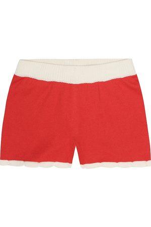 Mini Rodini Shorts aus Bio-Baumwolle