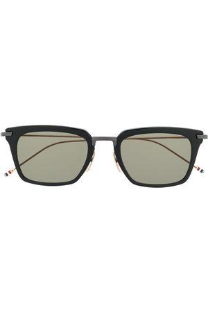 Thom Browne Herren Sonnenbrillen - Wayfarer cat-eye shaped sunglasses