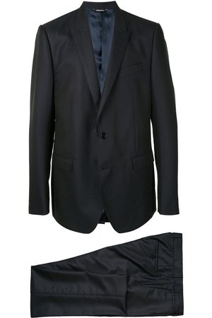 Dolce & Gabbana Diamond jacquard two piece suit