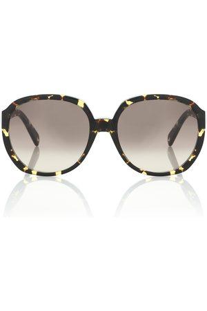 Céline Oversize-Sonnenbrille aus Acetat