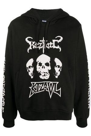 KTZ Skull print hoodie