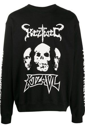 KTZ TWTC Skull crew neck sweatshirt