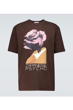 UNDERCOVER T-Shirt Japanese Psycho aus Baumwolle