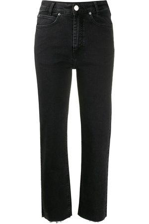 Sandro Jayn cropped jeans
