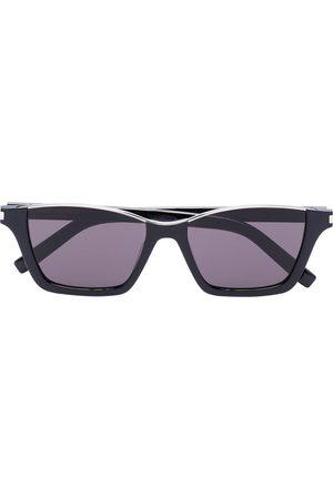 Saint Laurent Dylan rectangular-frame sunglasses